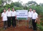 Nhà Quản lý, Nhà Khoa học, Nhà Doanh nghiệp cam kết cùng Nhà nông phục hồi và phát triển cây hồ tiêu vùng Cùa.