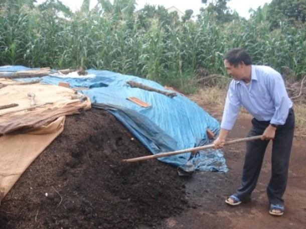 Phân chuồng   các phương pháp ủ phân
