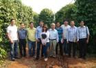 Đoàn tham quan khảo sát vụ tiêu 2014 của VPA